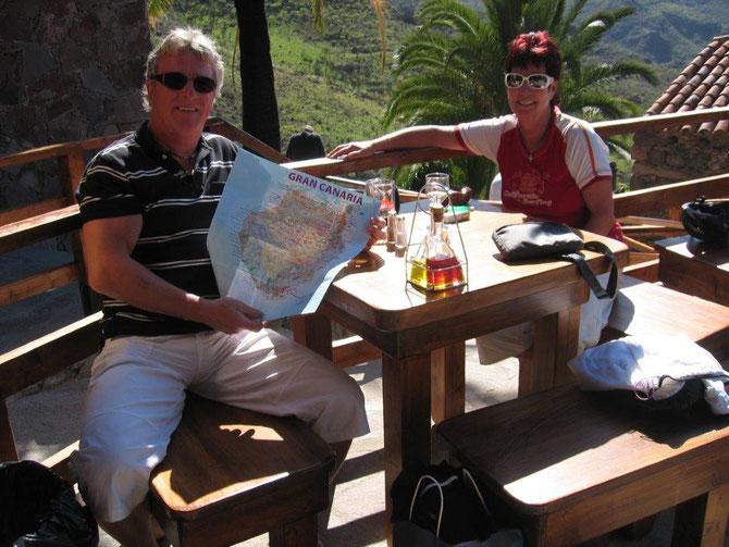 Urlaub 2009 Gran Canaria...bei der Insel-Rundfahrt