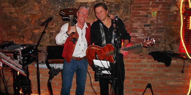 Weihnachts-Party mit Mike Werner & Peter Reicher 21.12.2013