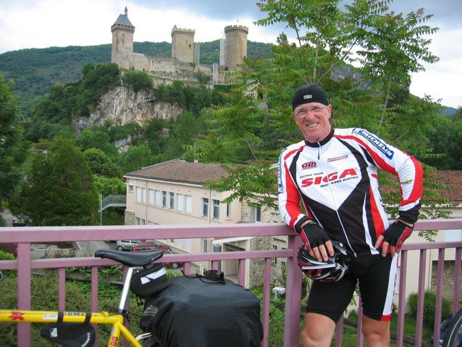 2. Tour de Lourdes 2008 Foix/Südfrankreich