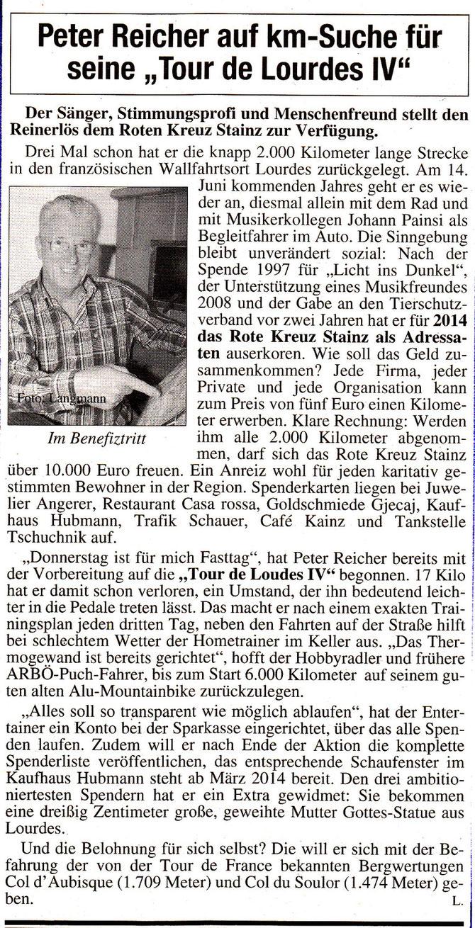 WESTSTEIRISCHE RUNDSCHAU 03.10.2013