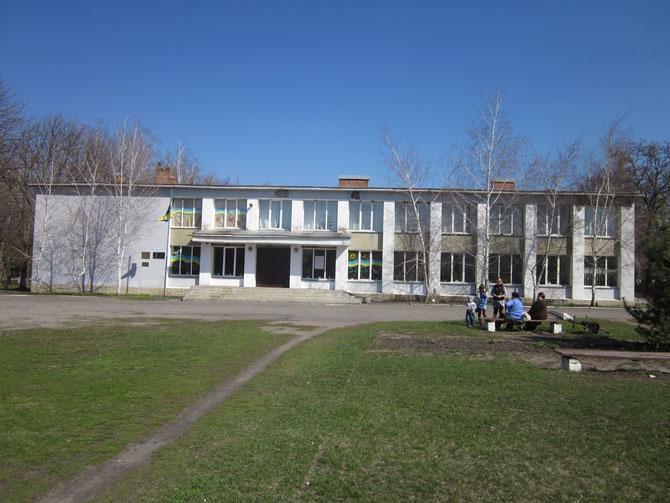 Районний будинок культури. Фото Юрія Зіненка