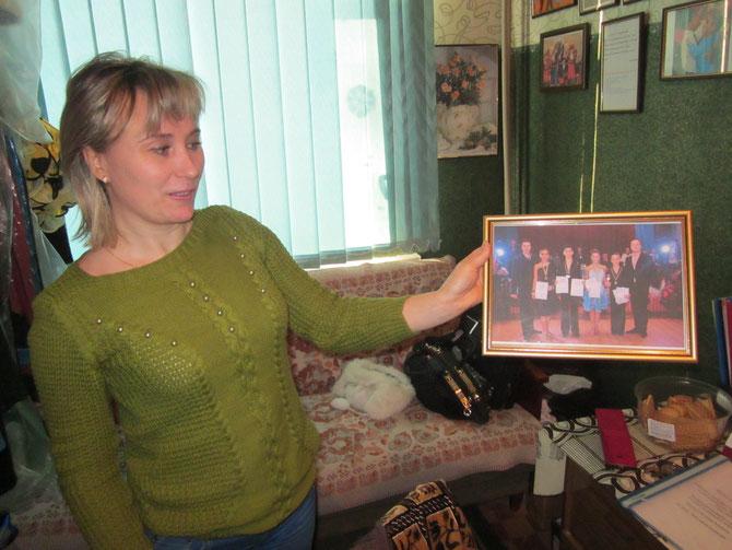 Світлана Іванівна гордиться своїми вихованцями
