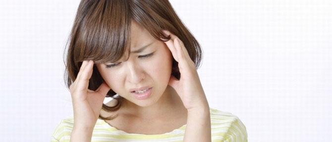 頭痛について・偏頭痛や緊張性頭痛の原因と治療法
