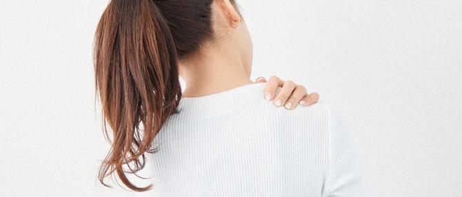 症状(肩こり、腰痛、頭痛、手足の痺れ・痛み、女性特有の症状、めまいなど)について