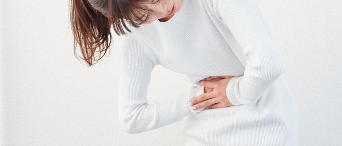 女性特有の症状について・生理痛、むくみなどの原因と治療法