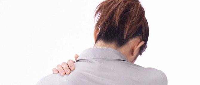 肩こりについて・慢性の肩こりなど、肩コリの原因と治療法
