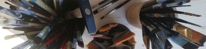 Galambos Rita workshop, Künstlerin, Acrylgemälde, Acrylmalerei, bildende Künstlerin, Malerin, Designerin, Illustratorin, Grafikdesignerin, hungarian Painter, contemporary artist, modern painting, Feldkirch, Vorarlberg , Austria