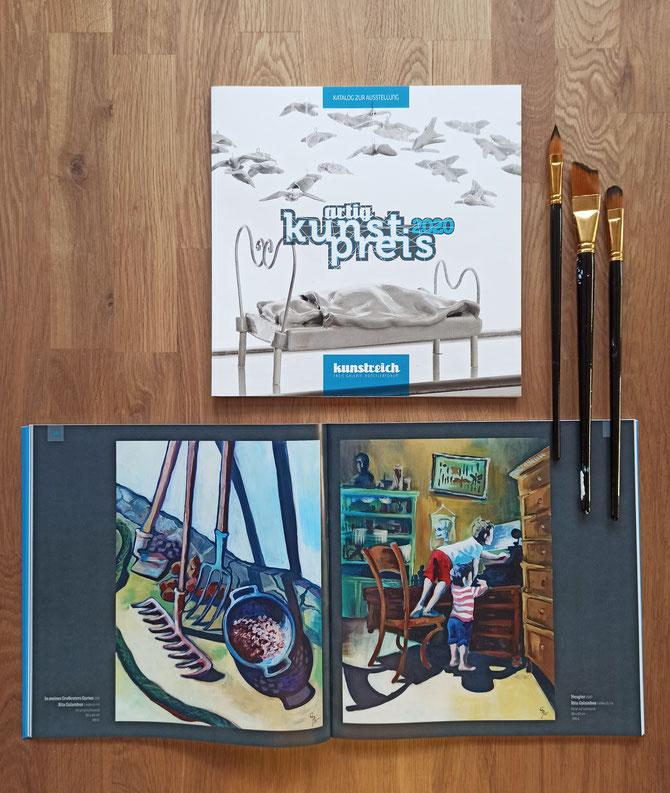 artig kunstpreis 2020 finalist Rita Galambos painter illustrator graphic design hungary contemporary artist acrylpainting modernart künstlerin grafikerin Feldkirch Vorarlberg