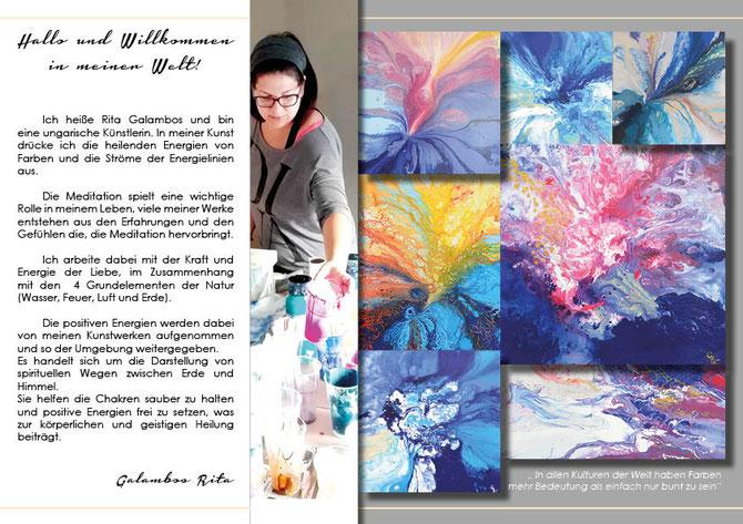 Galambos Rita, Künstlerin, acrylmalerei, meditativ kunst, farbig Kunst modern art, ungarische designerin, contemporary art, acrylpainting, Grafikerin, Illustratorin, Designerin, Vorarlberg, Feldkirch