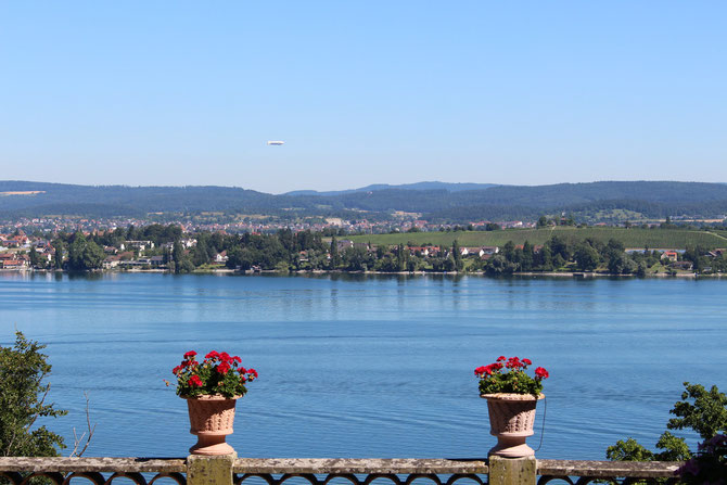 Bodensee (vom Schloss Arenenberg)