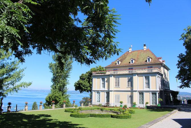 (Napoleon-) Schloss Arenenberg