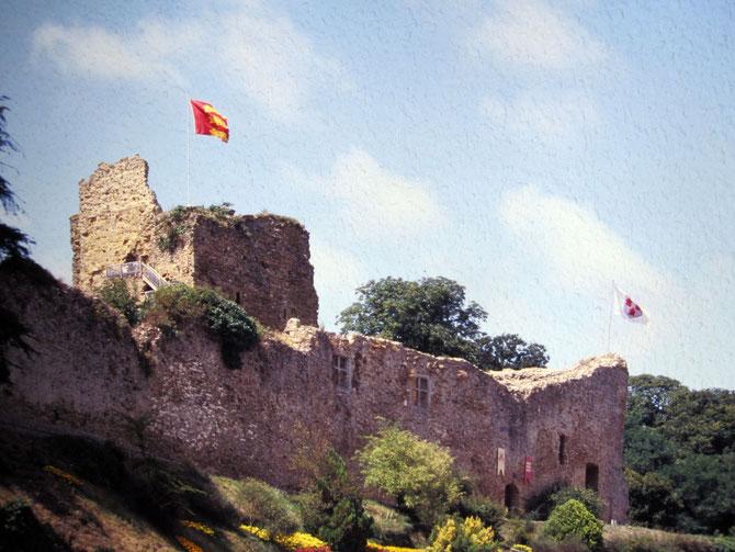 Burg Talmont, Talmont-Saint-Hilaire