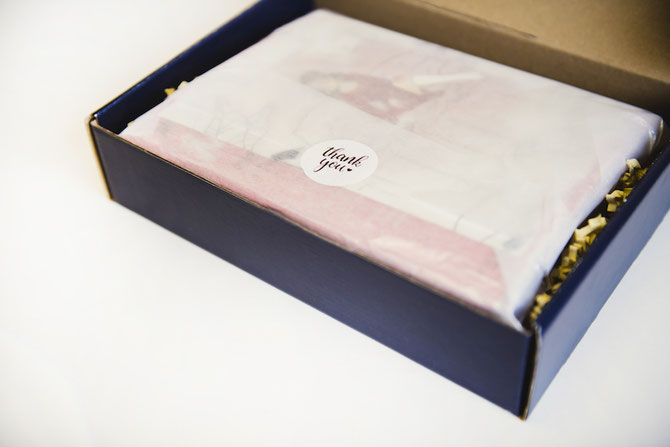 Somethin' Blue - La première box de mariage dans le Nord