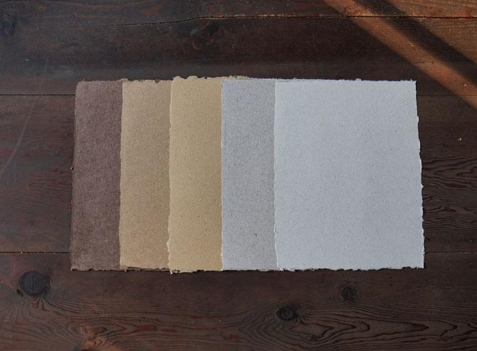 能登仁行和紙 壁紙 杉皮紙 自然素材 民芸