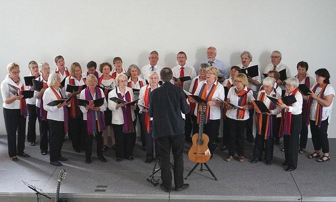 Gemischter Chor Leezen e.V. © 2o15