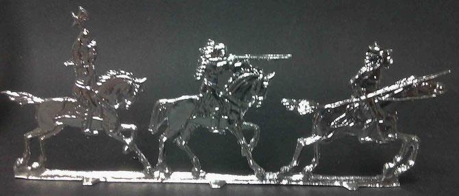 30mm Reihenfiguren, unbekannte Offizin
