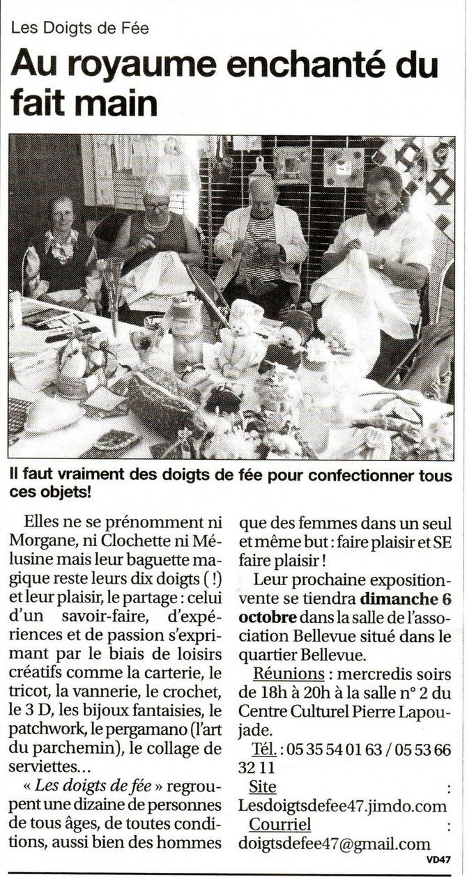 Le Petit Journal N°454 - 24/09 au 30/09/2013
