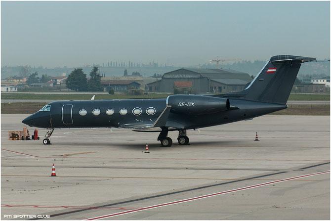 OE-IZK G450 4200 MJet GmbH @ Aeroporto di Verona © Piti Spotter Club Verona