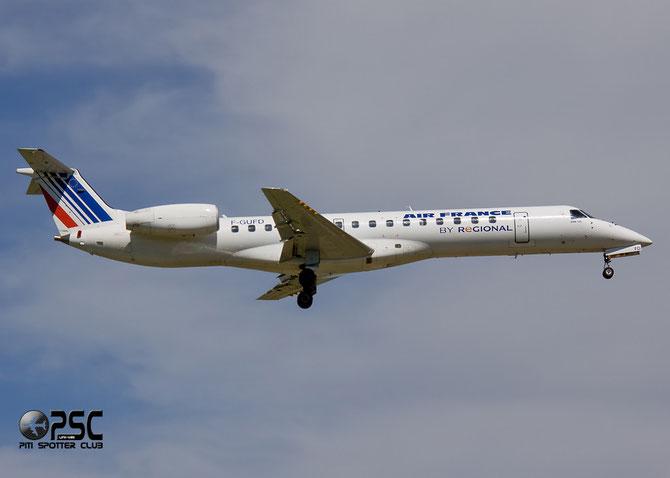 Embraer 135/145 - MSN 197 - F-GUFD  @ Aeroporto di Verona © Piti Spotter Club Verona
