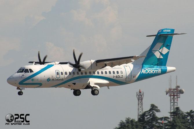 ATR 42/72 - MSN 611 - I-ADLZ @ Aeroporto di Verona © Piti Spotter Club Verona