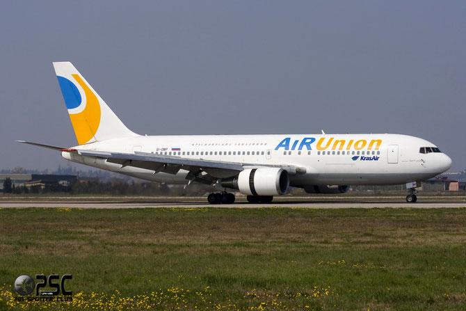 Boeing 767 - MSN 24448 - EI-DMP @ Aeroporto di Verona © Piti Spotter Club Verona