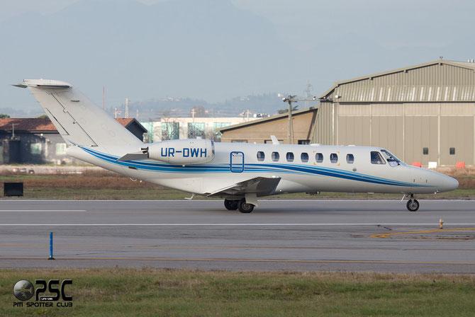 UR-DWH Cessna 525B CitationJet CJ3 C25B 525B0322 L2J 5081E1 UCR [DW] Aero-Charter Airline