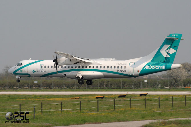 ATR 42/72 - MSN 557 - I-ADLN @ Aeroporto di Verona © Piti Spotter Club Verona