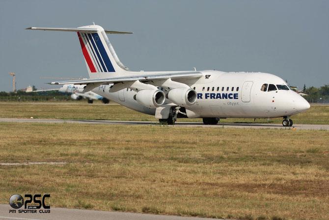 EI-RJE BAe146-RJ85 E2335 CityJet