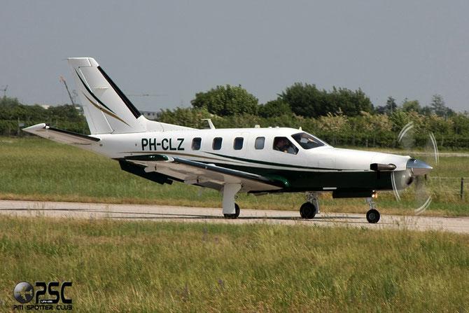 Untitled Socata TBM-700 - PH-CLZ @ Aeroporto di Verona © Piti Spotter Club Verona