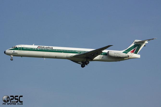 McDonnell Douglas MD-80/90 - MSN 49971 -  I-DACM @ Aeroporto di Verona © Piti Spotter Club Verona