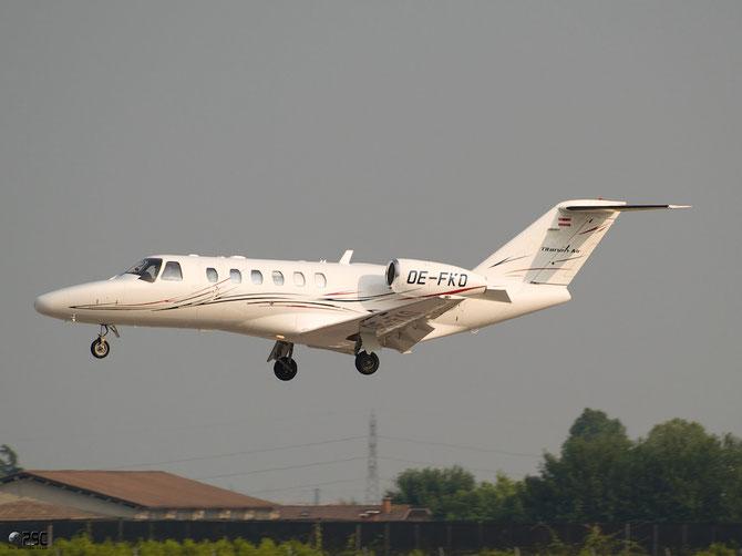OE-FKO Ce525A (CJ2+) 525A-0390 Avcon Jet AG