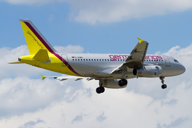 Airbus A319 - MSN 4998 - D-AGWS  @ Aeroporto di Verona © Piti Spotter Club Verona