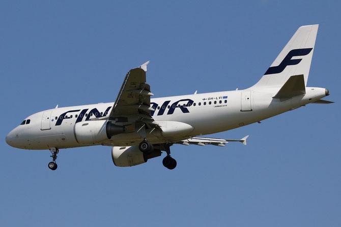 OH-LVI A319-112 1364 Finnair @ Aeroporto di Verona © Piti Spotter Club Verona