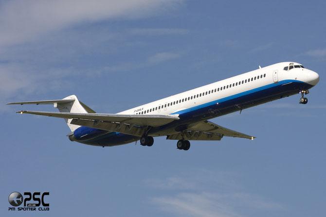 F-GMLX MD-83 49823/1540 Blue Line