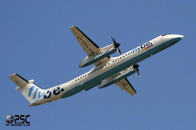 """Dash 8 - MSN 4095 - G-JECF  """"Adam Stansfield"""" @ Aeroporto di Verona © Piti Spotter Club Verona"""