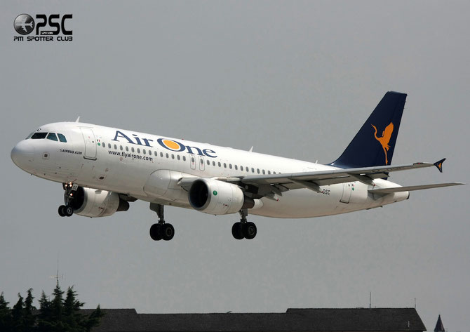 EI-DSC A320-216 2995 Air One