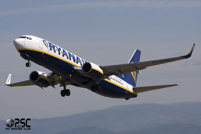 Boeing 737 Next Gen - MSN 40284 - EI-EMR @ Aeroporto di Verona © Piti Spotter Club Verona