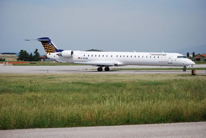 D-ACNL CRJ900LR 15252 Eurowings