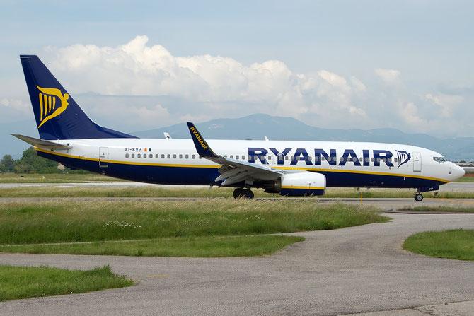 Boeing 737 Next Gen - MSN 40293 - EI-EVP  @ Aeroporto di Verona © Piti Spotter Club Verona