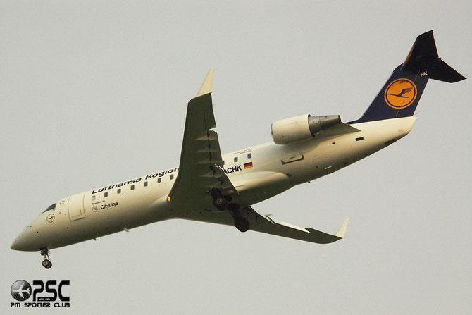 Canadair Regional Jet - MSN 7499 - D-ACHK @ Aeroporto di Verona © Piti Spotter Club Verona