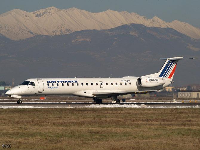 Embraer 135/145 - MSN 294 - F-GUPT  @ Aeroporto di Verona © Piti Spotter Club Verona