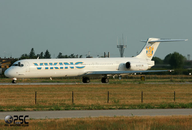 SE-RDG MD-83 49856/1675 Viking Airlines @ Aeroporto di Verona © Piti Spotter Club Verona