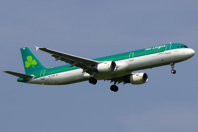 EI-CPG A321-211 1023 Aer Lingus @ Aeroporto di Verona © Piti Spotter Club Verona