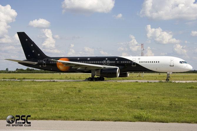 G-ZAPX B757-256 29309/936 Titan Airways @ Aeroporto di Verona © Piti Spotter Club Verona