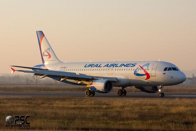 Airbus A320 - MSN 1751 - VQ-BLO @ Aeroporto di Verona © Piti Spotter Club Verona