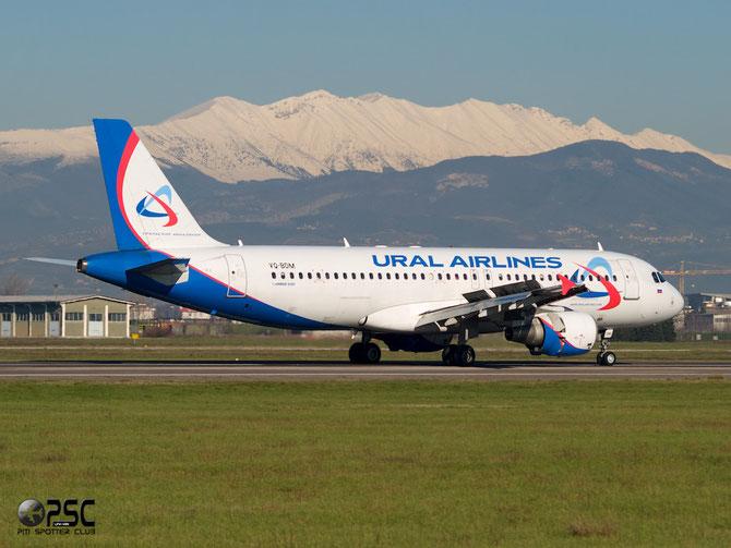 Airbus A320 - MSN 2175 - VQ-BDM  @ Aeroporto di Verona © Piti Spotter Club Verona