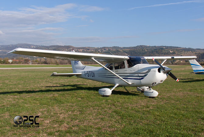 (I-STDI) | Cessna 172 Skyhawk (all models except RG)
