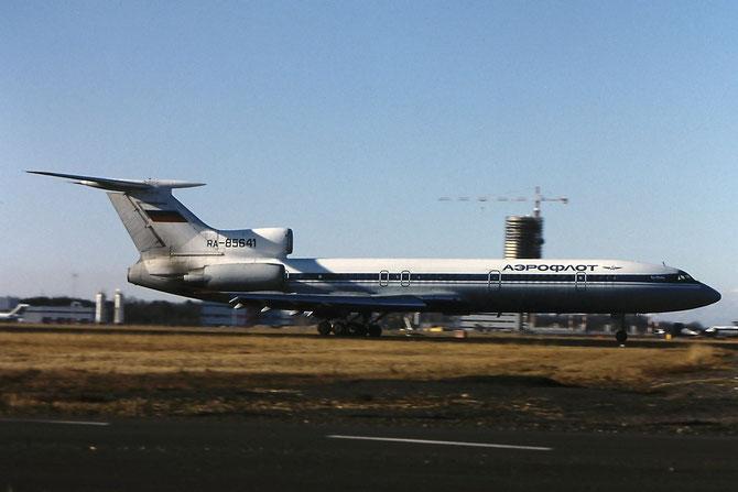 88A773 Tu-154M RA-85641 Aeroflot Rus. Al