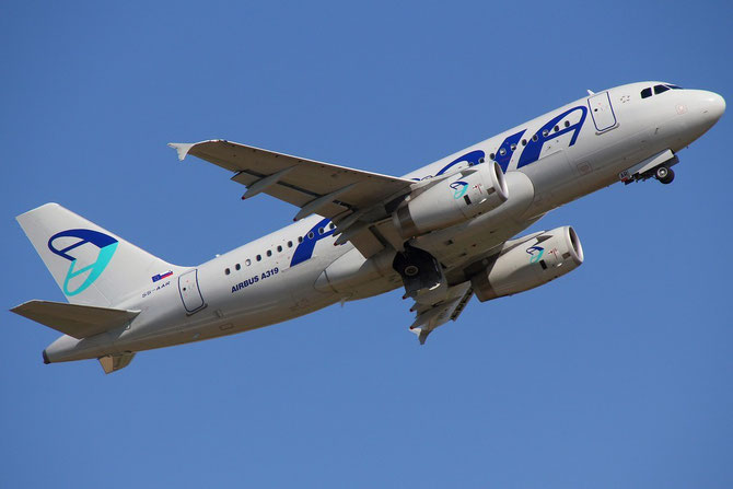 S5-AAR A319-132 4301 Adria Airways