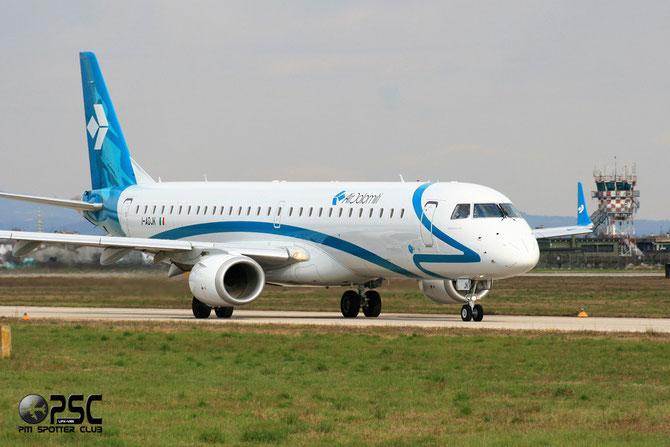 Embraer 190/195 - MSN 245 - I-ADJK  @ Aeroporto di Verona © Piti Spotter Club Verona